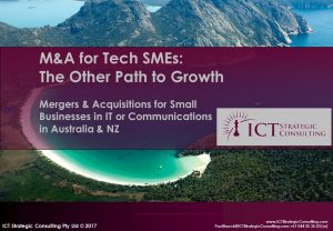 M&A The Other Path to Growth Cvr